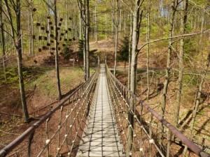 Rothaarsteig Hängebrücke