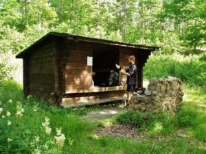 Tjustleden Hütte