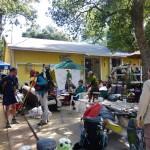 Hippie Daycare im Casa de Luna